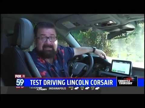 Nik MIles Lincoln Corsair Fox 59nbsp