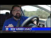 Nik MIles Subaru Legacy Fox 59