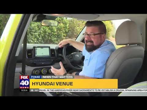 Nik Miles Hyundai Venue Fox 40nbsp