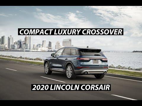 Lincoln Corsairnbsp