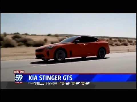 Nik Miles Kia Stinger GTS Fox 59nbsp