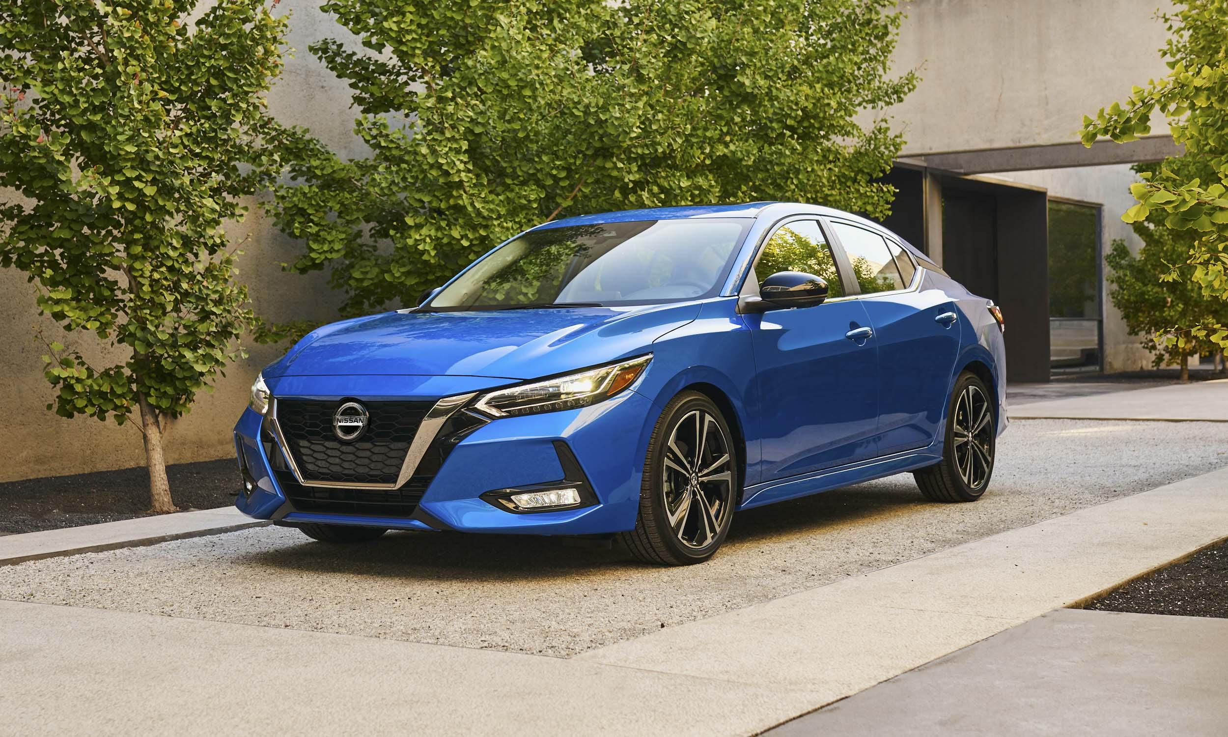 2020 Nissan Sentra First Looknbsp