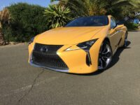 2020 Lexus LC 500h Test Drive