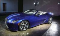 2021 Lexus LC 500 Convertible: First Look