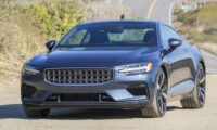2020 Polestar 1: First Drive Review