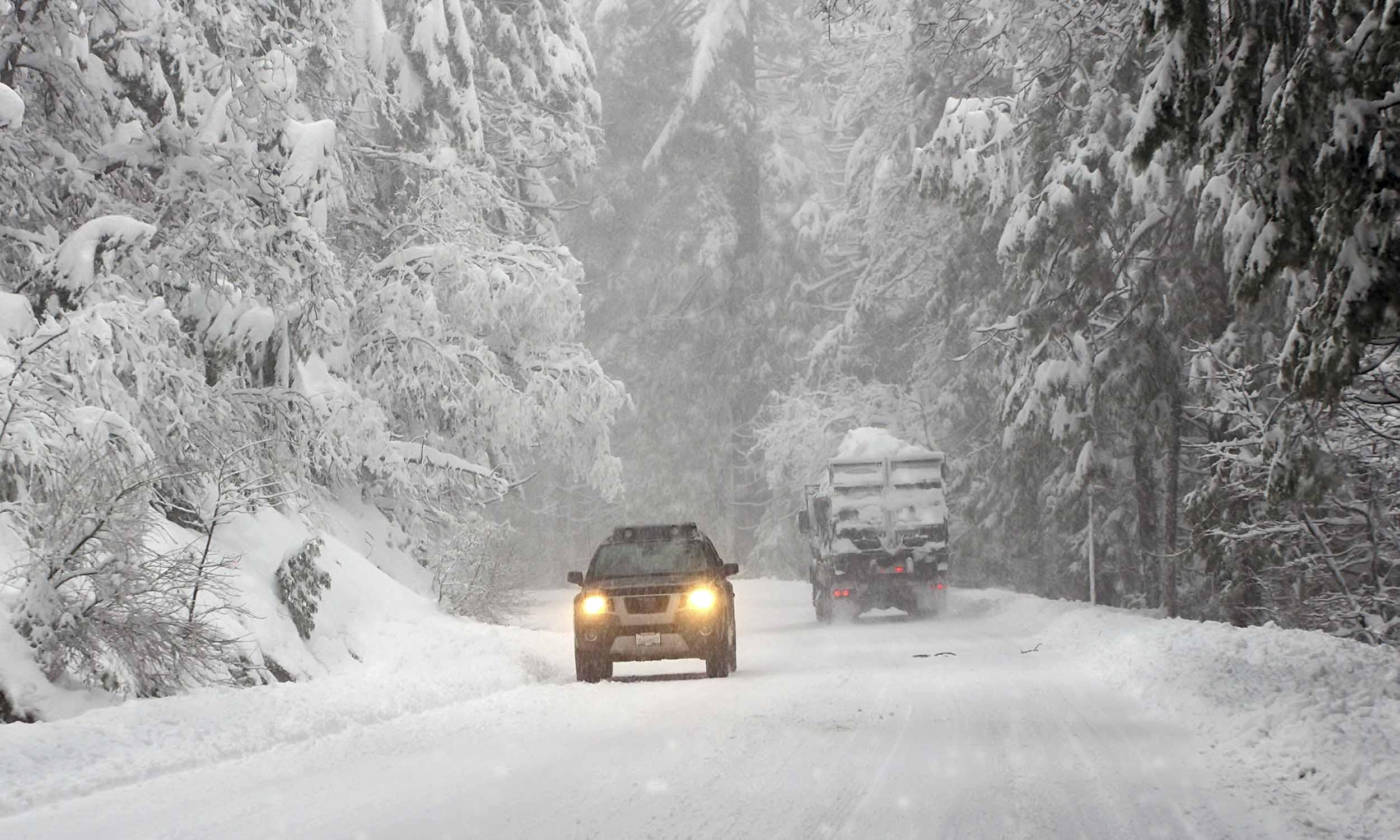 Winter Driving Tipsnbsp