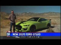 Mike Caudill Ford Mustang GT500 Fox 59