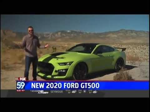 Mike Caudill Ford Mustang GT500 Fox 59nbsp