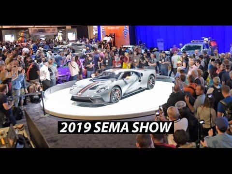 SEMA SHOW 2019nbsp