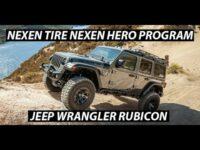 Nexen Hero Jeep Wrangler