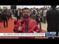 Nik Miles Tokyo Motor Show WRAL