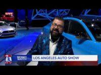 Nik Miles LA Auto Show KSTU Fox 13