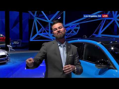 Mike Caudill LA Auto Show WDAF Fox 4nbsp