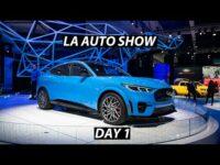 LA Auto Show Day 1