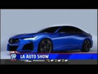 Nik Miles LA Auto Show WXIN Fox 59