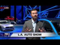 Mike Caudill LA Auto Show WJBK Fox 2