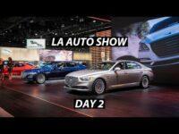 LA Auto Show Day 2