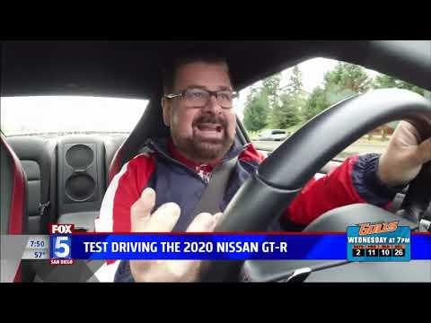 Nik Miles NISSAN GTR KSWB Fox 5nbsp