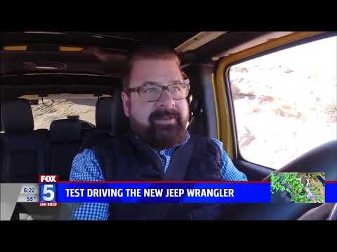 Nik Miles 2020 Jeep Wrangler Turbo Diesel KSWB Fox 5nbsp