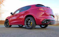 Alfa Romeo Stelvio Quadrifoglio AWD Test Drive