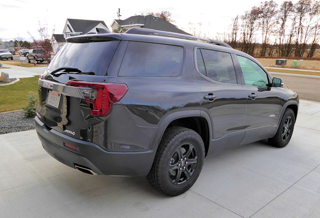 2020 GMC Acadia AT4 AWD Test Drive