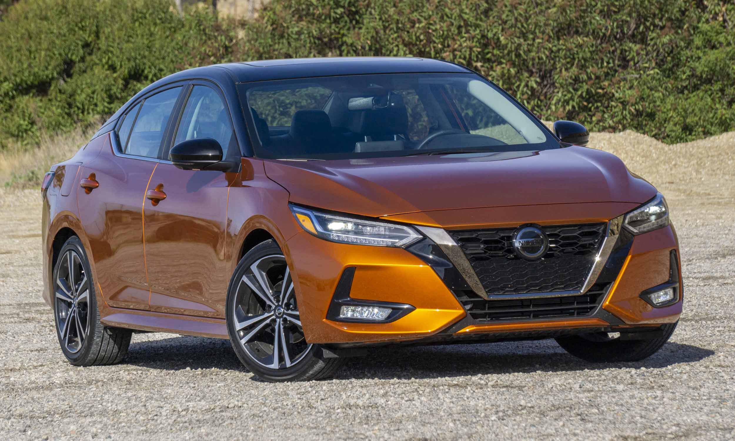 2020 nissan sentra: first drive review | our auto expert