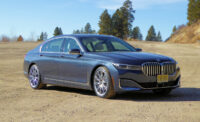 2020 BMW 740i xDrive Test Drive