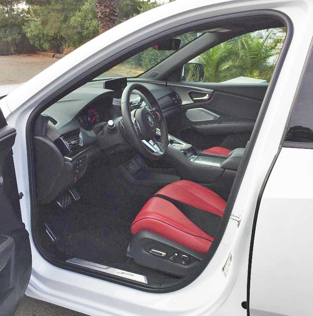 2020 Acura RDX A-Spec SH-AWD Test Drive