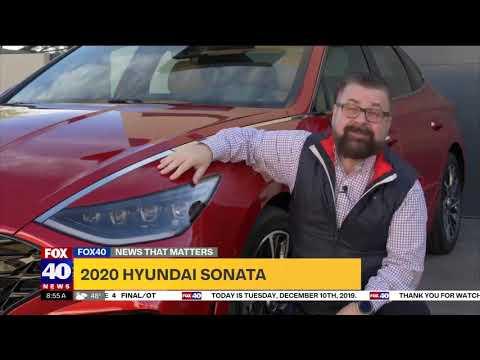 Nik Miles Hyundai Sonata KTXL Fox 40nbsp