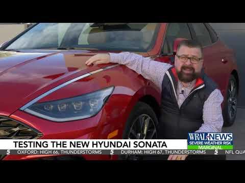 Nik Miles Hyundai Sonata WRAL Fox 50nbsp