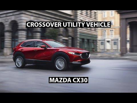MAZDA CX30nbsp