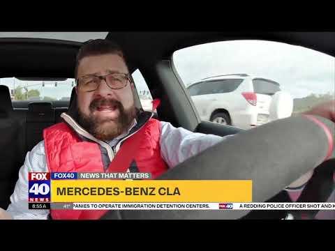 Nik Miles MercedesBenz CLA KTXL Fox 40nbsp