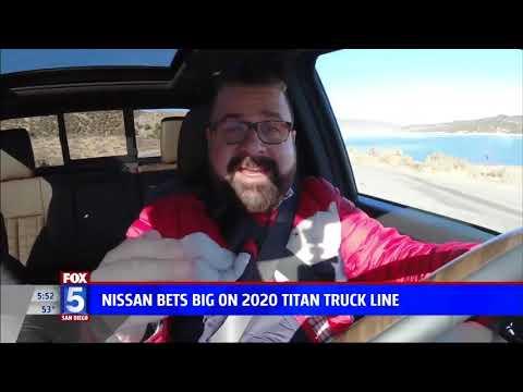 Nik Miles 2020 Nissan Titan KSWB Fox 5nbsp