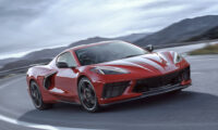 Chevrolet Corvette Stingray Wins 2020 North American Car of the Year