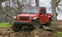 Jeep Gladiator Wins 2020 North American Truck of the Year