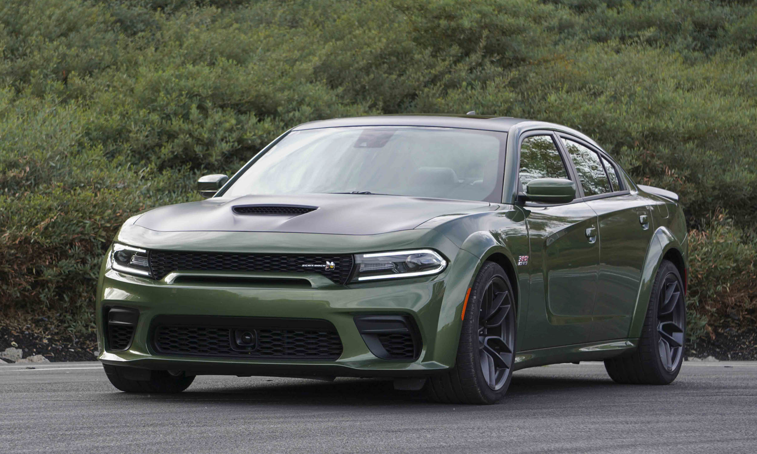 2020 Dodge Charger Srt Hellcat First Drive Review Our Auto Expert