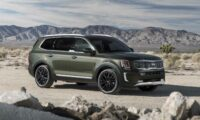 Kia Telluride Wins 2020 North American Utility Vehicle of the Year