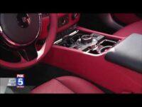 Nik MIles Rolls Royce San Diego International Auto Show KSWB Fox 5