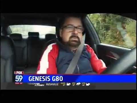 Nik Miles Genesis G80S WXIN Fox 59nbsp