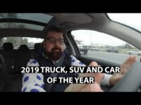 Truck SUV and Car of Year