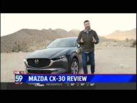 Mike Caudill Mazda CX-30 WXIN Fox 59