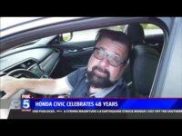 Nik Miles Honda Civic KSWB Fox 5