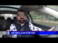 Nik Miles Truck SUV and Car of the Year KSWB Fox 5