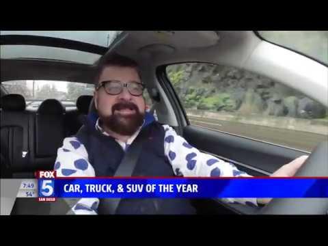 Nik Miles Truck SUV and Car of the Year KSWB Fox 5nbsp