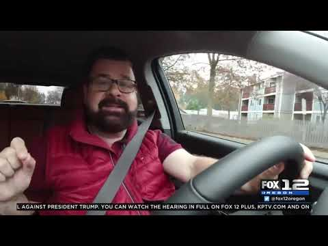 Nik Miles GMC Acadia KPTV Fox 12nbsp