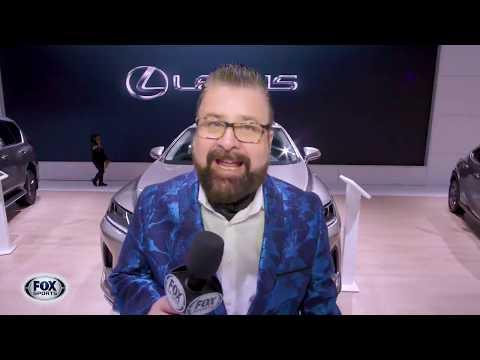2019 LA Auto Show on Fox Sportsnbsp