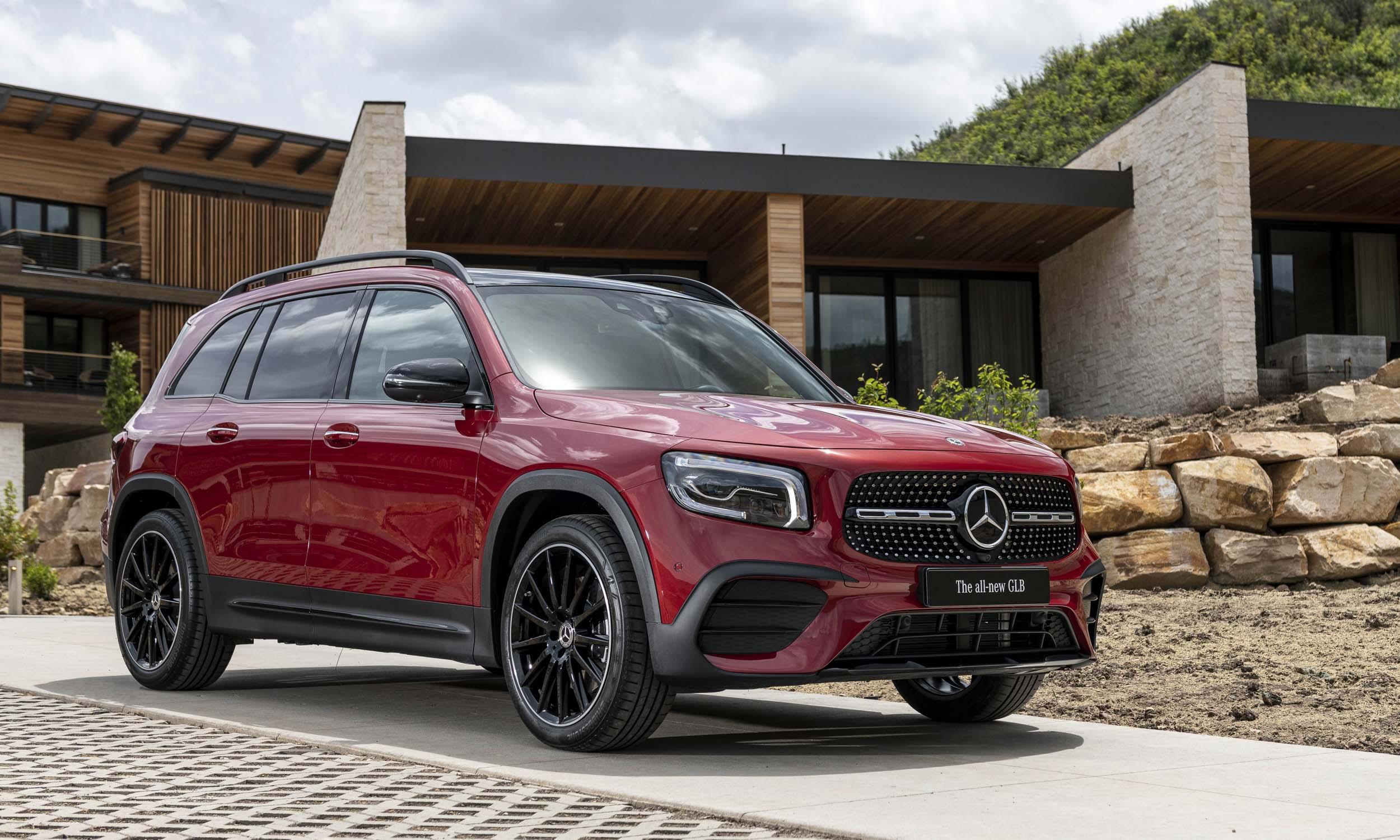 2020 MercedesBenz GLB First Drive Reviewnbsp