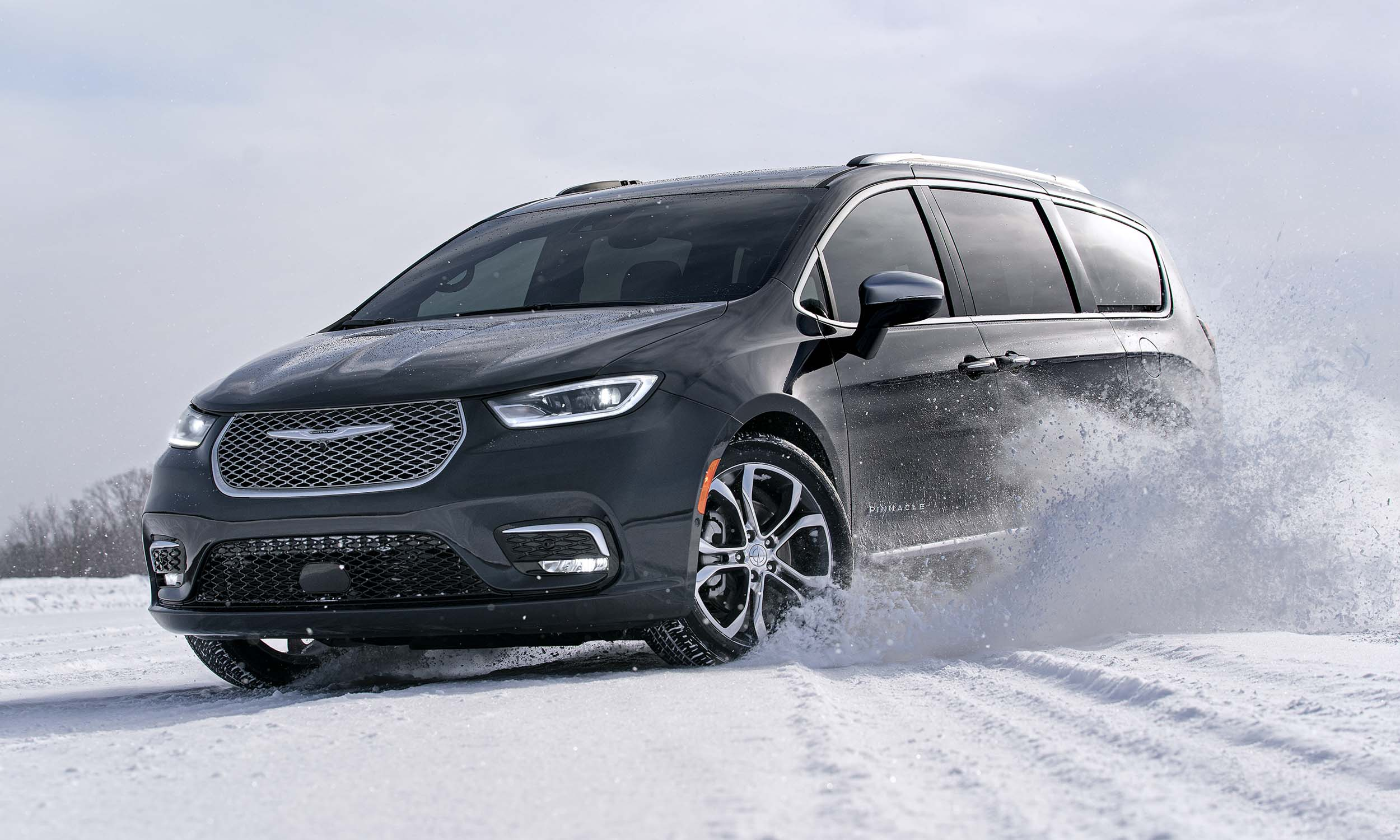 2021 chrysler pacifica first look  our auto expert
