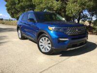 2020 Ford Explorer Hybrid Limited Test Drive