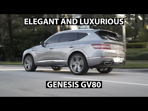 Genesis GV80nbsp